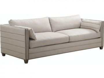 Picture of ALLISTER GREIGE SOFA