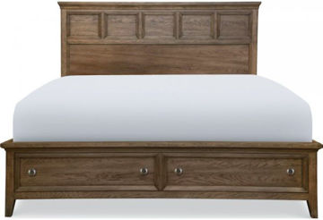 Picture of FOREST HILLS KING PANEL BED