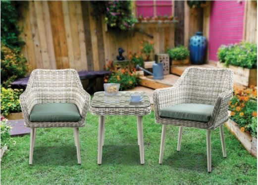 Picture of TASHAY 3-PC. BISTRO SET