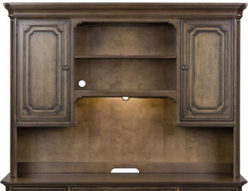 Picture of AMELIA JR. EXECUTIVE CREDENZA HUTCH