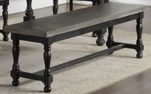 Picture of BRENHAM DINING BENCH