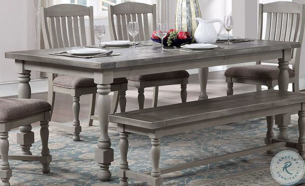 Picture of LORRAINE DINING BENCH