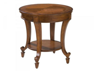 Picture of AIDAN ROUND END TABLE