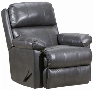 Picture of FURY ROCKER RECLINER - GRAPHITE