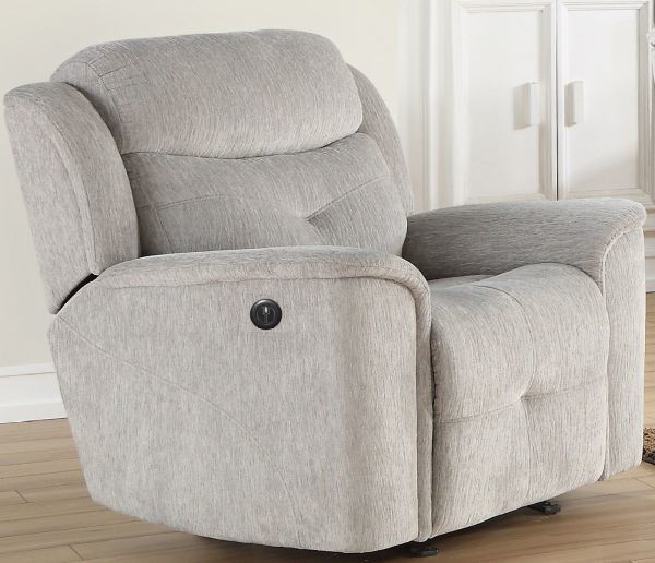 Picture of HAVANA CLOUD POWER GLIDER RECLINER