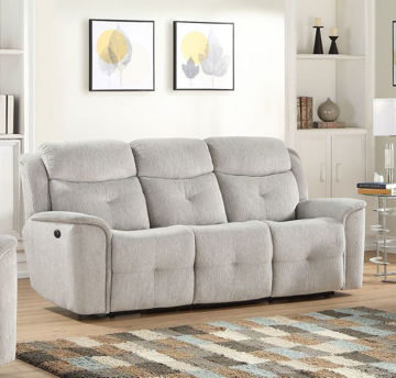 Picture of HAVANA CLOUD DUAL POWER RECLINING SOFA