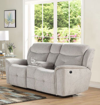 Picture of HAVANA CLOUD POWER RECLINING LOVESEAT