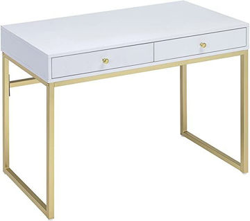 Picture of COLEEN WRITING DESK WHITE