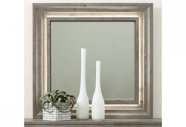Picture of HORIZONS LIGHTED MIRROR