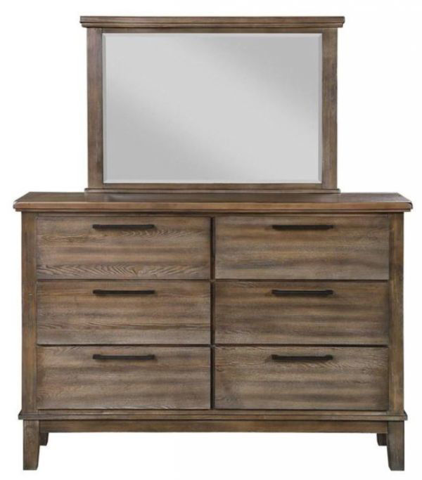 Picture of CAGNEY GRAY DRESSER