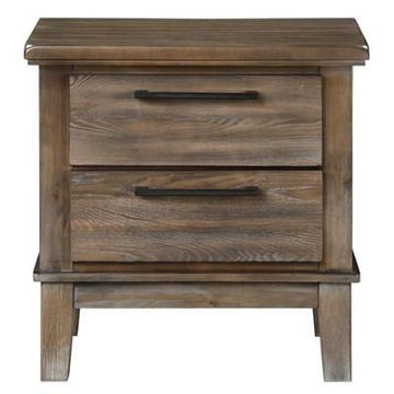 Picture of CAGNEY GRAY NIGHTSTAND
