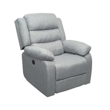Picture of POWER RECLINER WITH USB GREY