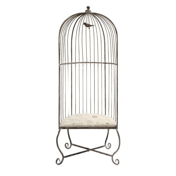 Picture of DORCHESTER BIRDCAGE ACCENT CHAIR