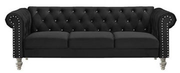 Picture of EMMA SOFA BLACK