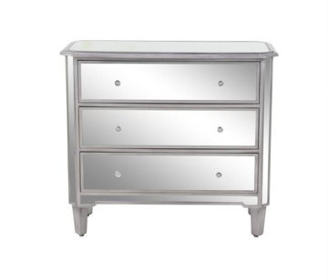 Picture of MIRRORED ACCENT CHEST