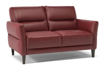 Picture of CALORE LOVESEAT RED