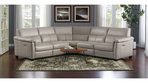 Picture of ASTUZIA 5-PC. POWER SECTIONAL
