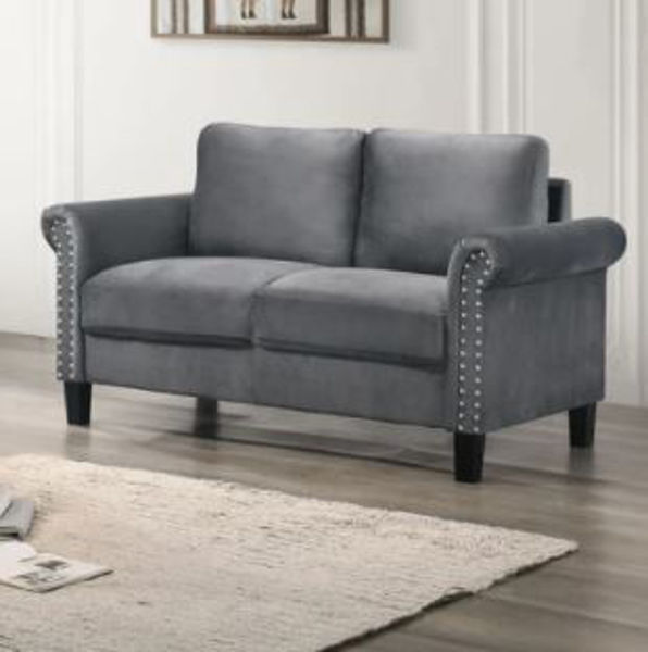 Picture of ALANI LOVESEAT GRAY