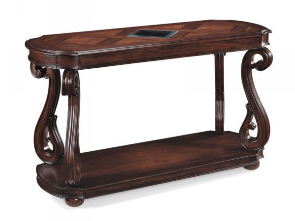Picture of HARCOURT SOFA TABLE