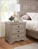 Picture of Heritage 3-Drawer Nightstand