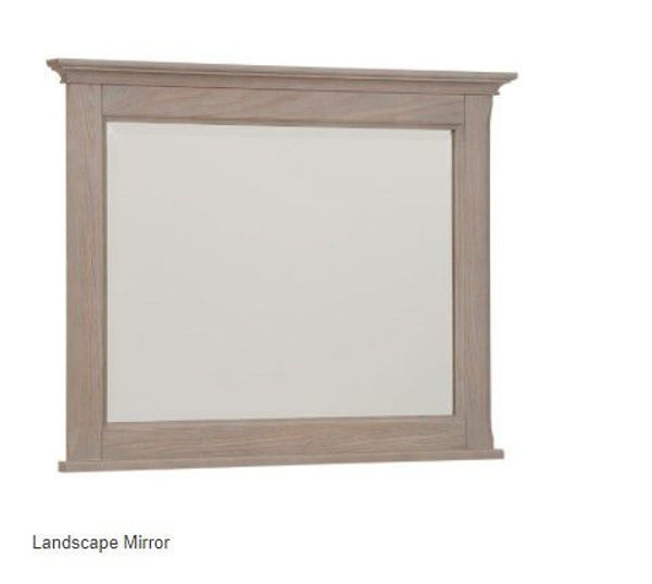 Picture of Heritage Landscape Mirror