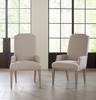 Picture of Monteverdi Upholstered Host Armchair