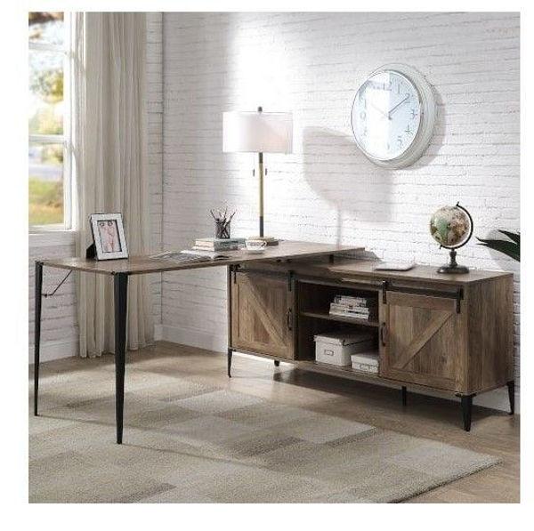 Picture of Zakwani Writing Desk - Oak