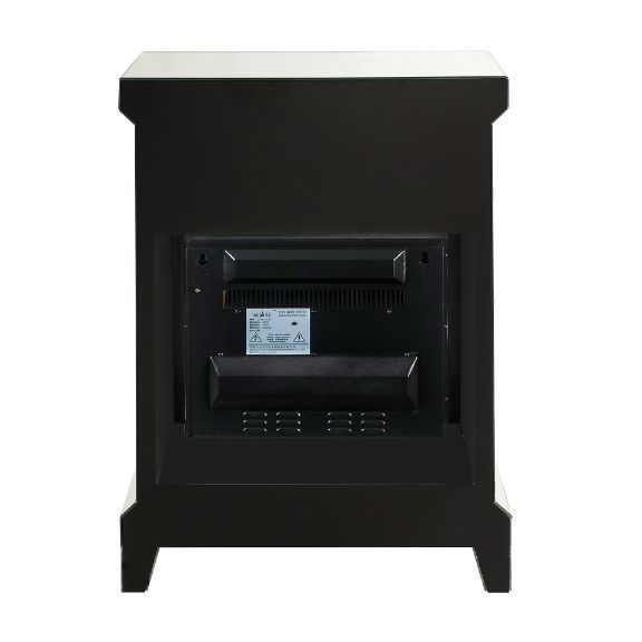 Picture of Noralie LED Electric Fireplace with Drawer