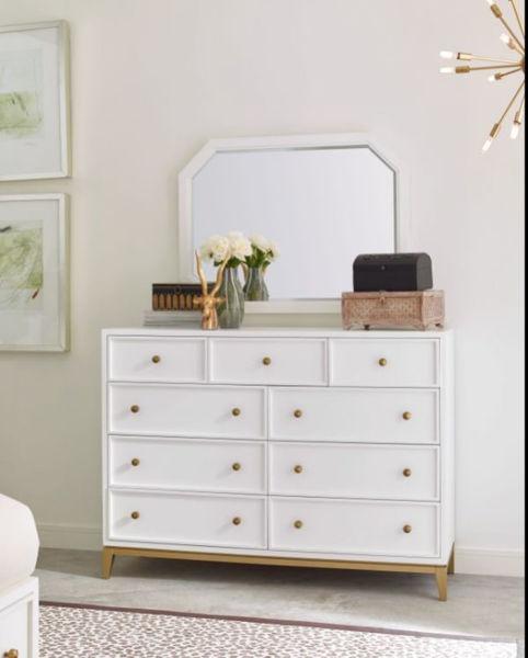 Picture of Chelsea Bureau Dresser Mirror