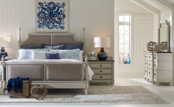 Picture of Brookhaven Upholstered King Bed
