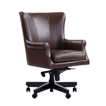 Picture of Leather Executive Desk Chair