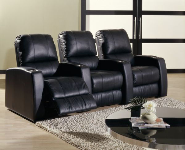 Picture of Pacifico 3 Seat Theater Recliner