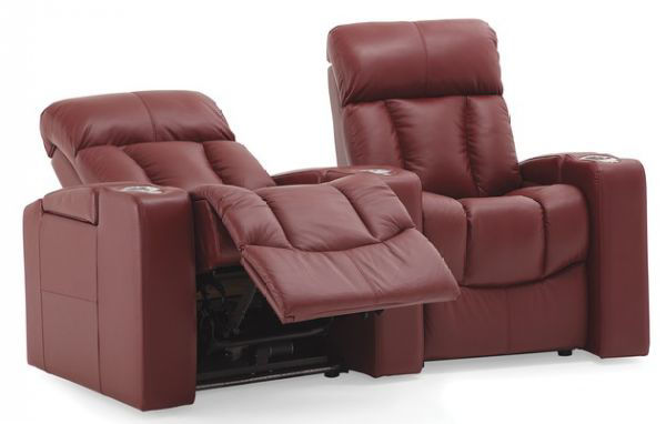 Picture of Paragon 3 Piece Theater Seating Recliner