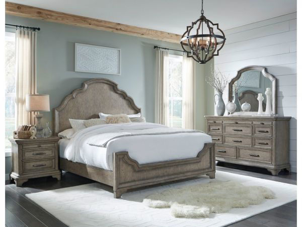 Picture of Bristol King Panel Bed