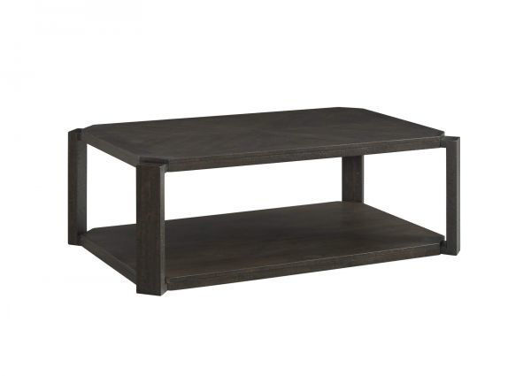 Picture of Espresso Rectangle Cocktail Table