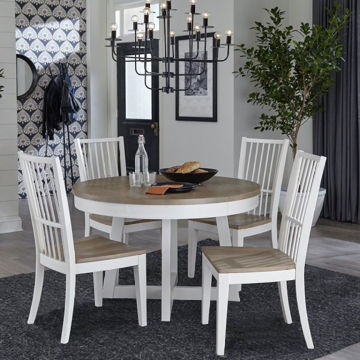Picture of Americana Modern Round Dining Table